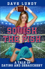 """Squish the Fish"" Front Cover"